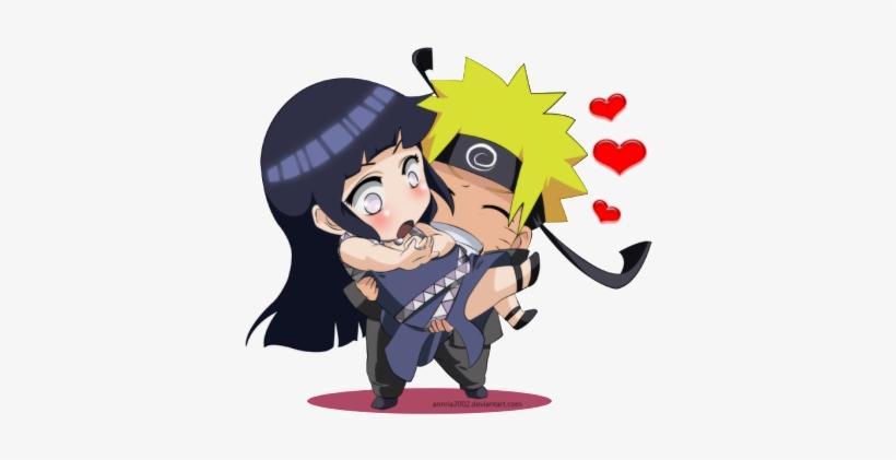 Naruto Chibi's Images Naruto Chibi Wallpaper And Background - Naruto And Hinata Chibi, transparent png #3276899
