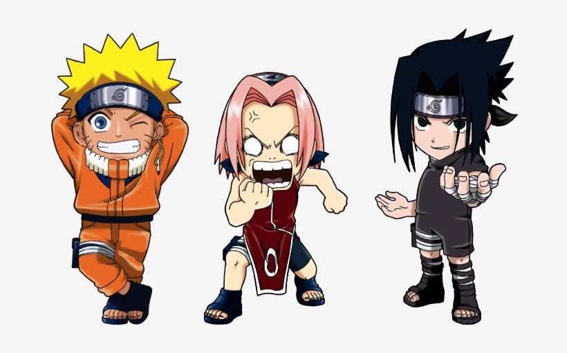 Các Độc Giả Cần Lắm Những Bộ Ảnh Chibi Naruto Ngộ Nghĩnh - Naruto Chibi Characters Png, transparent png #3277005