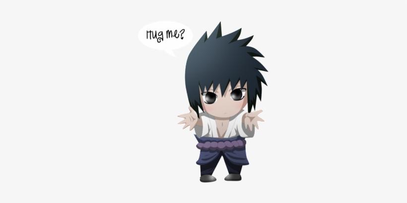 Naruto Chibi's Images Naruto Chibi Wallpaper And Background - Sasuke Chibi No Background, transparent png #3277062