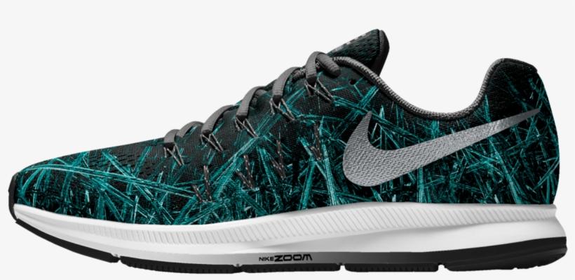 Nike Air Zoom Pegasus 33 Shield Id Women's Running - Nike Air Zoom Pegasus 33 Shield Id Men's Running Shoe, transparent png #3278974