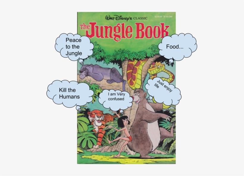 Jungle Book 2 - Jungle Book Disney Books, transparent png #3282037