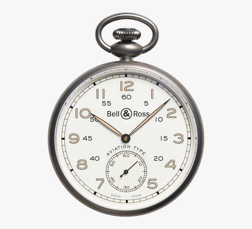 Pocket Watch De Bell Et Ross, transparent png #3282139