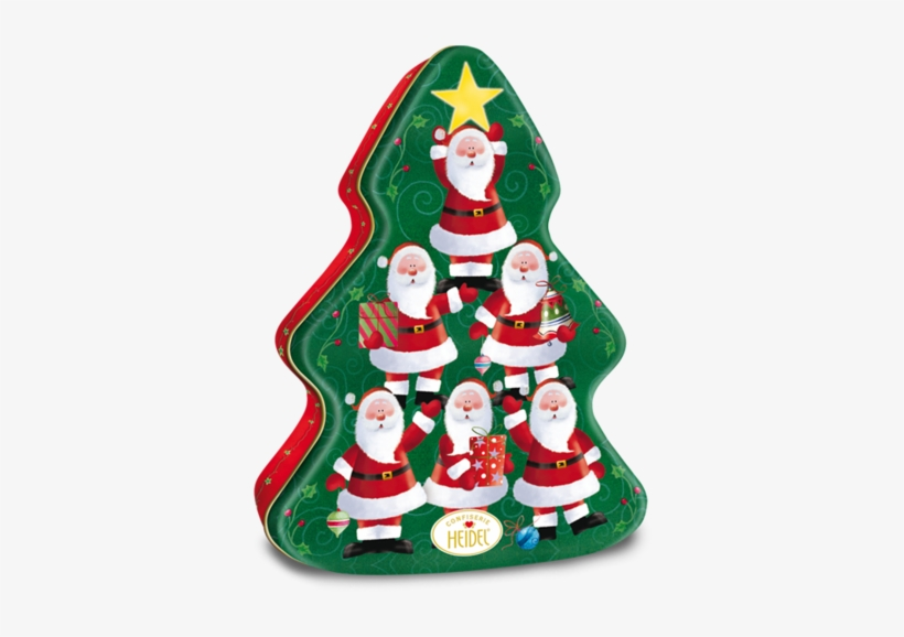 """Fancy Box """"christmas Time"""" - Christmas Tree, transparent png #3282301"""