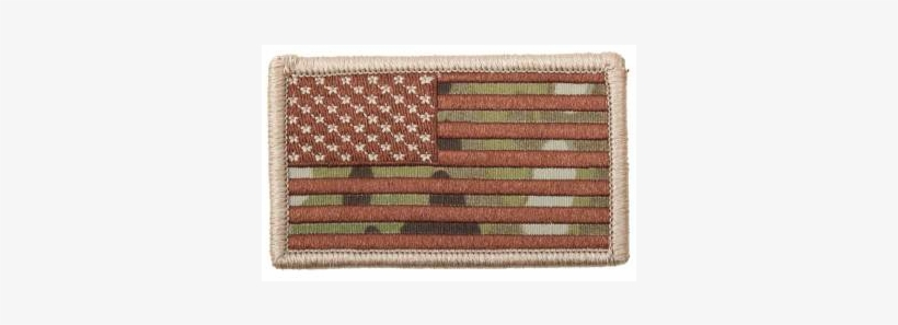 American Flag Patch - Ocp Spice Brown Flag Patch, transparent png #3284882