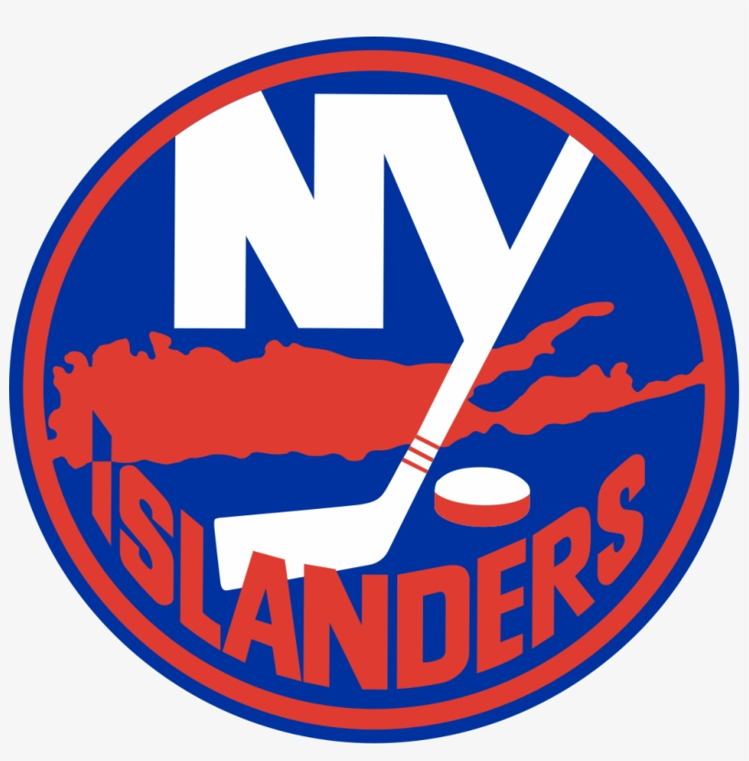 Pittsburgh Penguins New York Islanders - New York Islanders Logo, transparent png #3292639