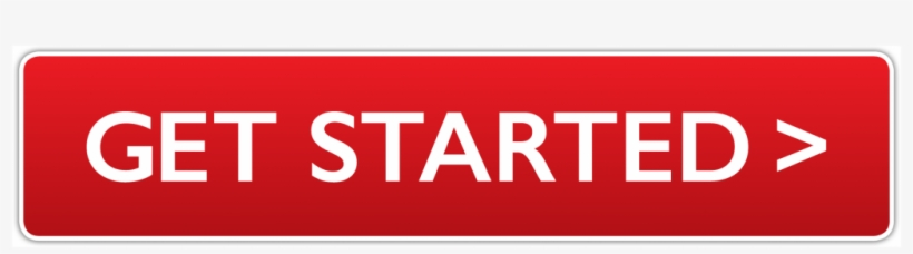 Get Started - Red Get Started Button, transparent png #3295407