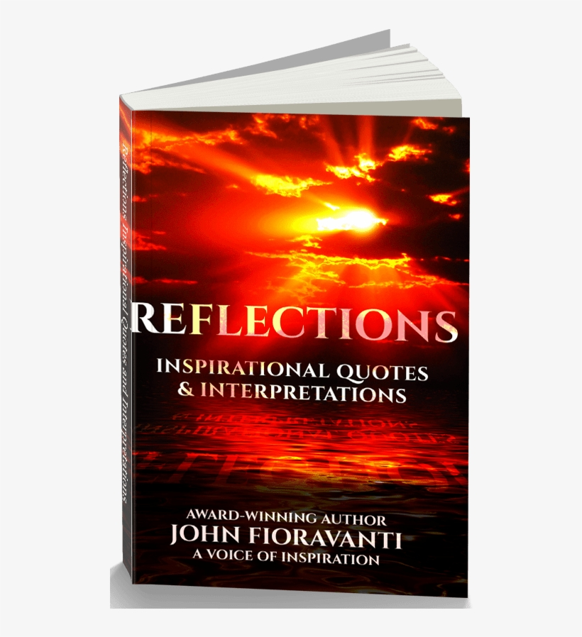 Inspirational Non-fiction - Reflections: Inspirational Quotes & Interpretations, transparent png #3295544
