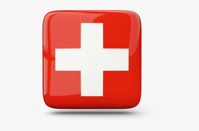 Switzerland Flag Png Transparent Images - Switzerland Flag Icon
