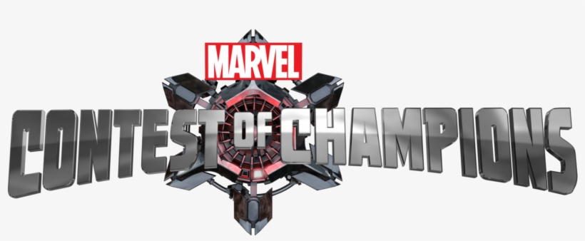 Marvel Contest Of Champions Unveils New Game Update - Marvel Contest Of Champions Logo Png, transparent png #3296618