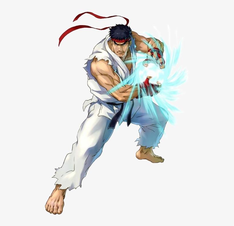 Base - Ryu Street Fighter Png, transparent png #3297194