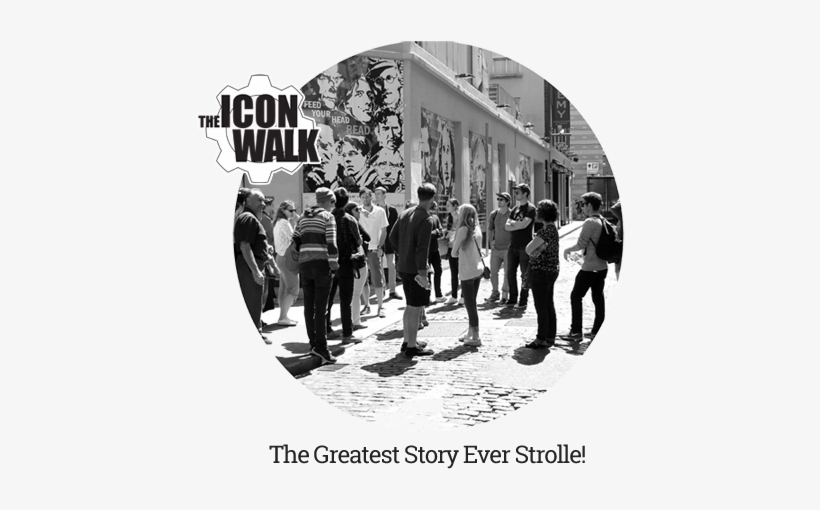 Icon Dublin, Icon Dublin - The Icon Factory & The Icon Walk, transparent png #3297765