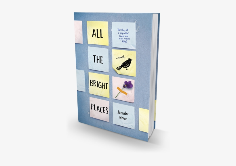 Fanning - All The Bright Places Hardcover, transparent png #3297792