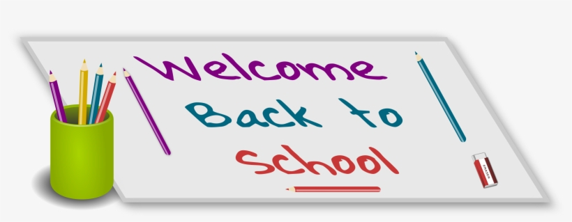 This Free Icons Png Design Of Welcome Back To School, transparent png #331820