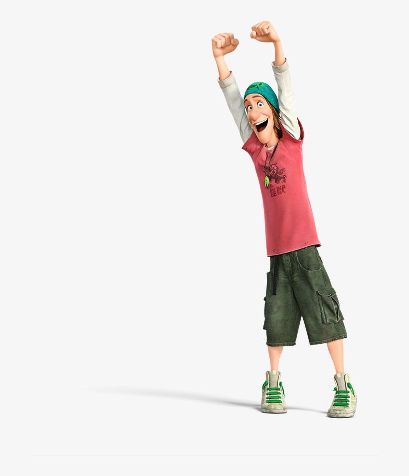 Visit The Official Site For Disney's Big Hero 6 To - Big Hero 6 Fred Png, transparent png #331980