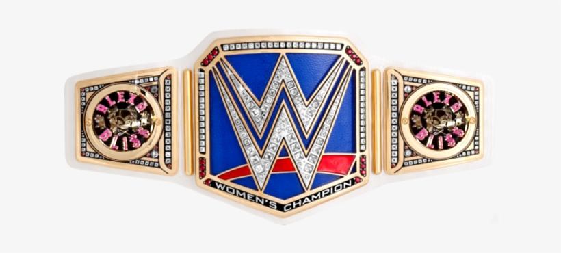 Alexa Bliss Sd Women's Championship Sideplates - Wwe Smackdown Women's Championship, transparent png #332219