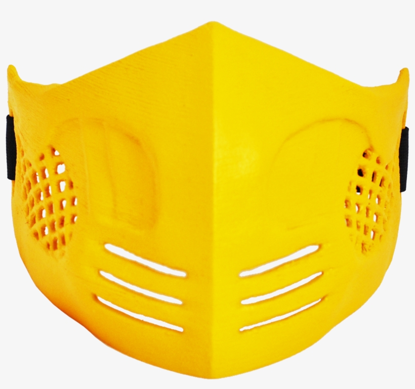 Scorpion Mask From Mk Scorpion Free Transparent Png Download
