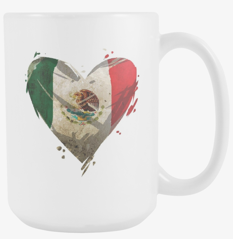 I Love Mexico - Mexico Flag, transparent png #332981