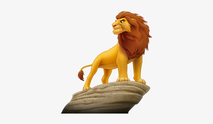 Lion King Characters Mufasa Free Transparent Png Download