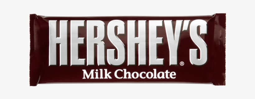 Candy Bar Clipart Hershey's - Hersheys Milk Chocolate - 1.55 Oz, transparent png #334993