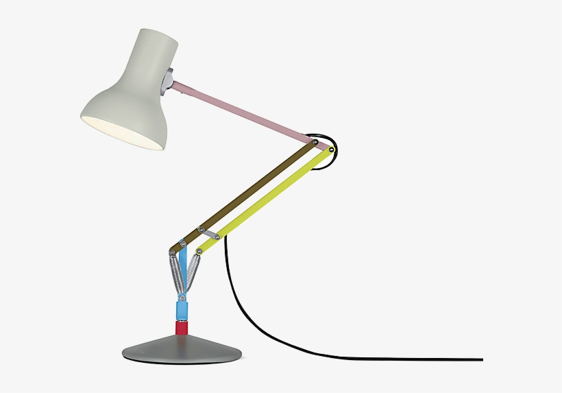 Paul Smith Design Task Lamp - Anglepoise Type 75 Paul Smith, transparent png #335184