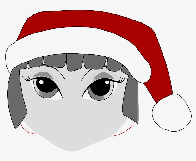 Mb Image/png - 3drose Anime Christmas Elf, Pillow Case, 16, transparent png #337376