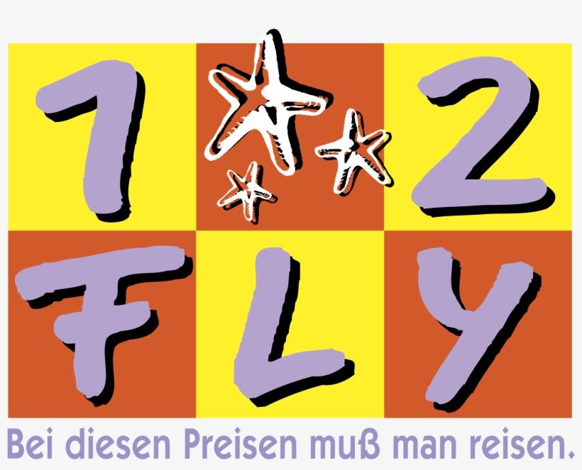 1 2 Fly Logo Png Transparent - 1 2 Fly, transparent png #338296