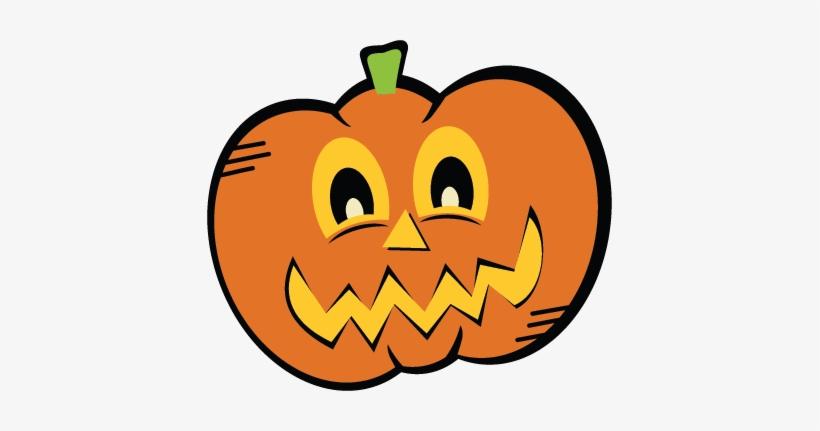 Jack O Lantern Svg Cut File For Scrapbooking Pumpkin - Jack O Lantern Png Transparent Background, transparent png #338810