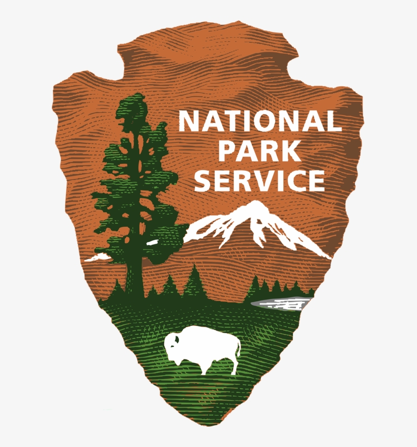 Happy 100th Birthday To The National Park Service - National Park Service Logo Jpg, transparent png #338828