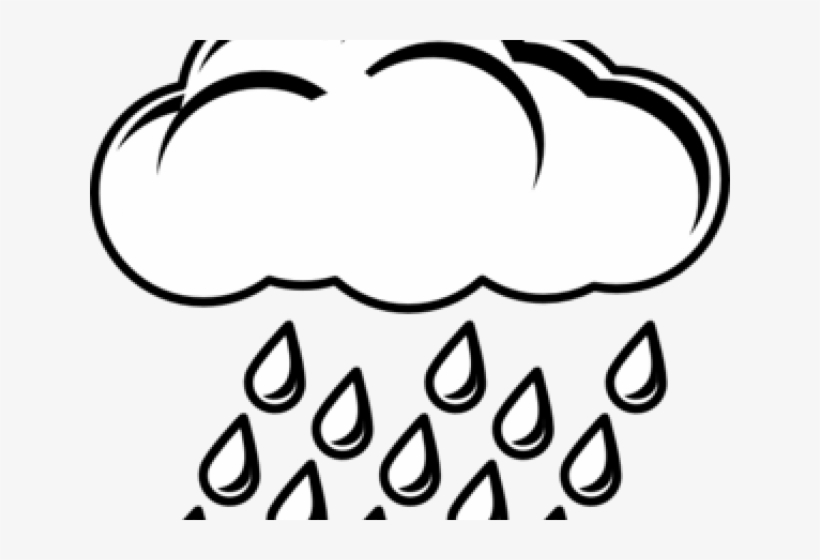 clouds clipart outline rain clip art black and white free transparent png download pngkey clouds clipart outline rain clip art