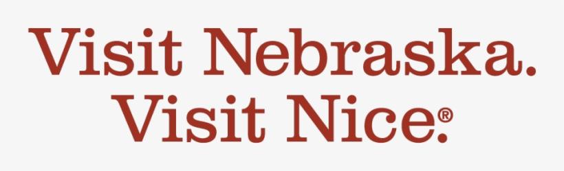 Visit Nebraska Logo, transparent png #3300122