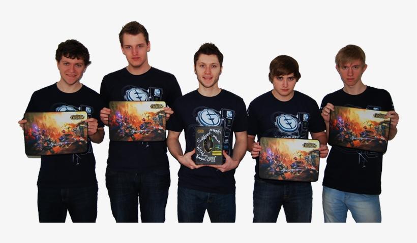 Razer Currently Sponsors Defending World Champions - Mouse Gamer