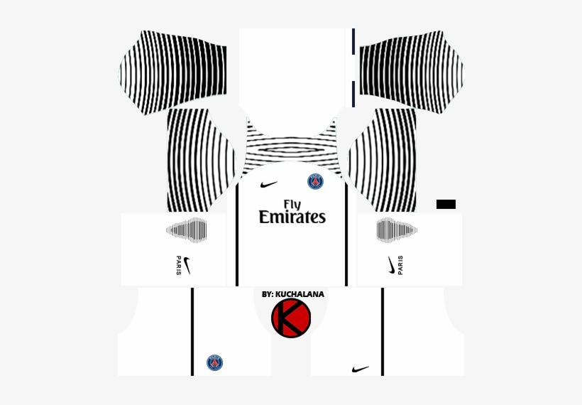 watch 76d5f 0fa49 Paris Saint-germain 2016/17 - Kit Do Real Madrid Para Dream ...