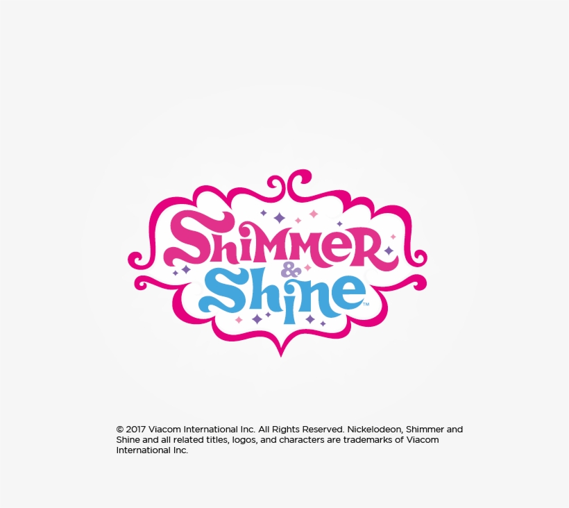 My Little Pony - Shimmer And Shine Logo Png, transparent png #3302221