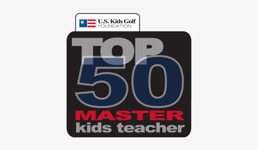 Top 50 Master Logo - Us Kids Golf, transparent png #3303461