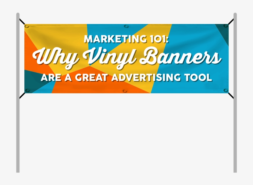 Why Vinyl Banners Are A Great Advertising Tool - Vinyl Banners, transparent png #3309036