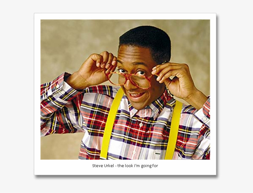 Actually I'm Fine With Getting Old, As A Man It's Much - Steve Urkel Did Somebody Say Cheese, transparent png #3315842