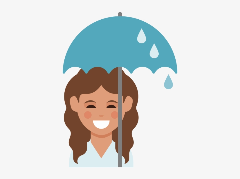 You Must Check It Out There's Such A Cute Selection - Long Hair Emoji Hair, transparent png #3316992