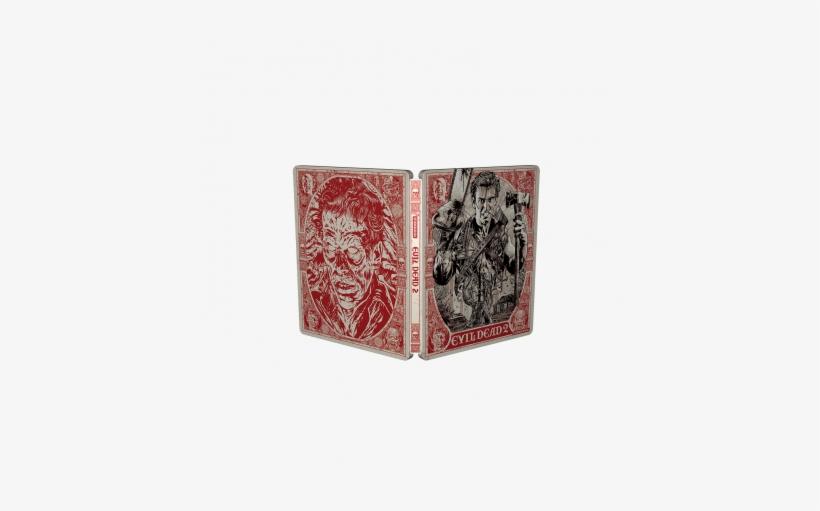 Evil Dead 2 Steelbook, transparent png #3319186
