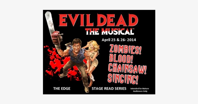 Evil Dead The Musical - Evil Dead: The Musical / O. B. C.: Evil Dead:, transparent png #3319576