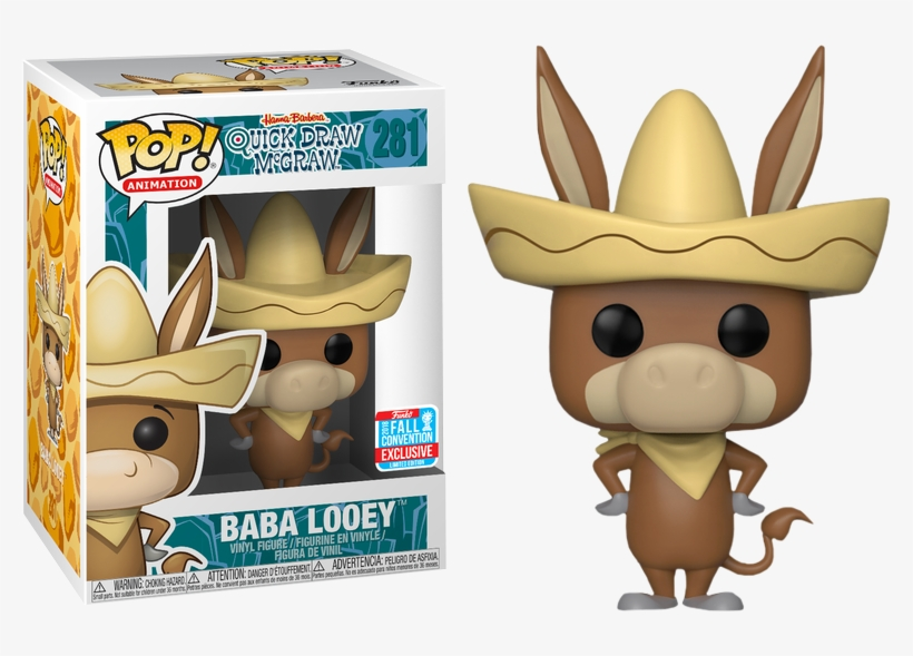 Nycc 2018 Baba Looey Funko Pop - Baba Looey Funko Pop, transparent png #3320626
