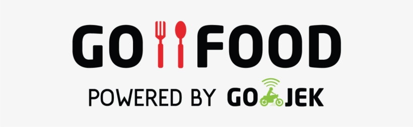 Gofood Logo Png - Logo Go Food Vector, transparent png #3324201