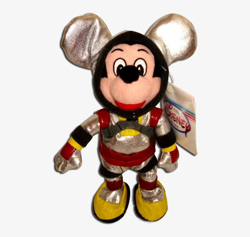 Mickey And Friends Disney Store Plush Collectibles - Mickey Mouse Toys Disney Store, transparent png #3332471