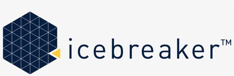 20180907 Icebreaker Logo Final - Graphic Design, transparent png #3336589