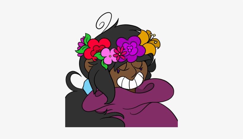 Happi Flower Crown Cartoon Free Transparent Png Download Pngkey Download 25,657 flower crown free vectors. pngkey