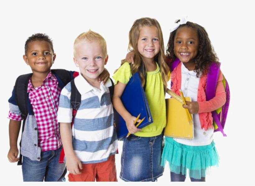Back To School Kids Download Png Image - Back To School Kids, transparent png #3344932