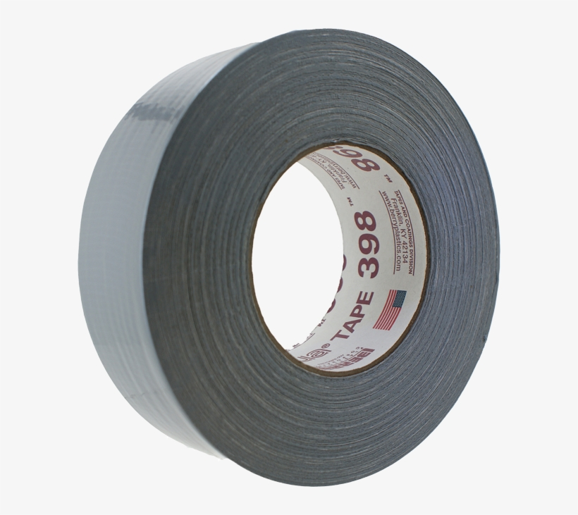 "Industrial Grade - 3"" X 60 Yds. X 11 Mil Duct Tape, transparent png #3346934"