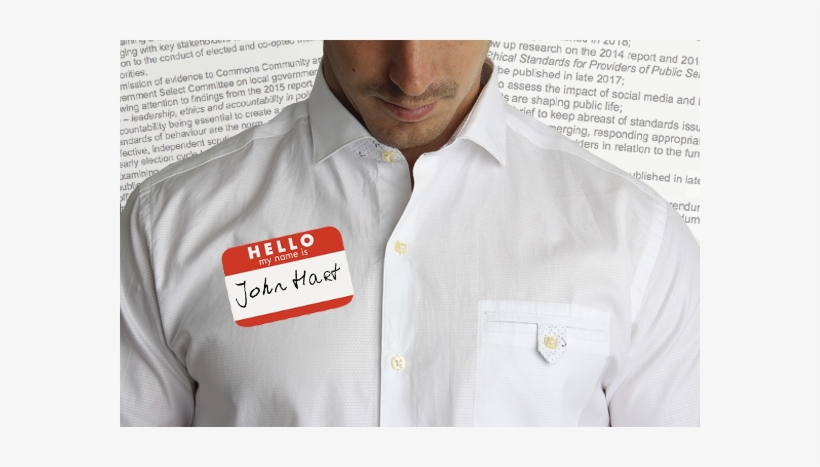 To Understand What's Wrong With Local Government, John - Telas Para Camisa De Hombre, transparent png #3348362