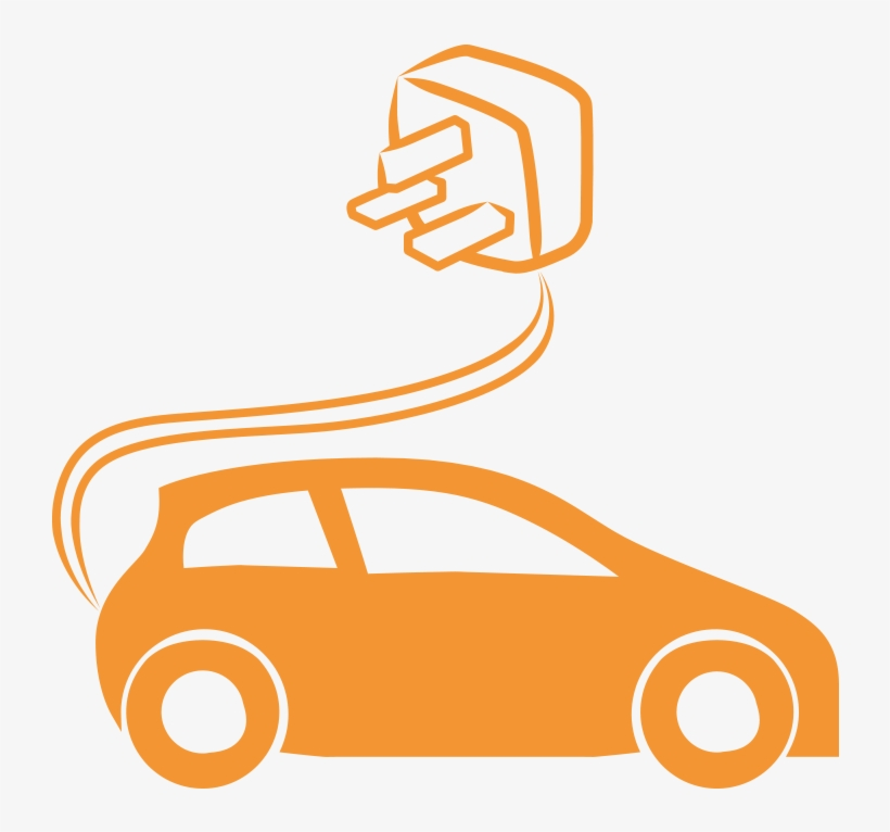 New Electric Vehicle Charging Point Electric Vehicle Icon Png