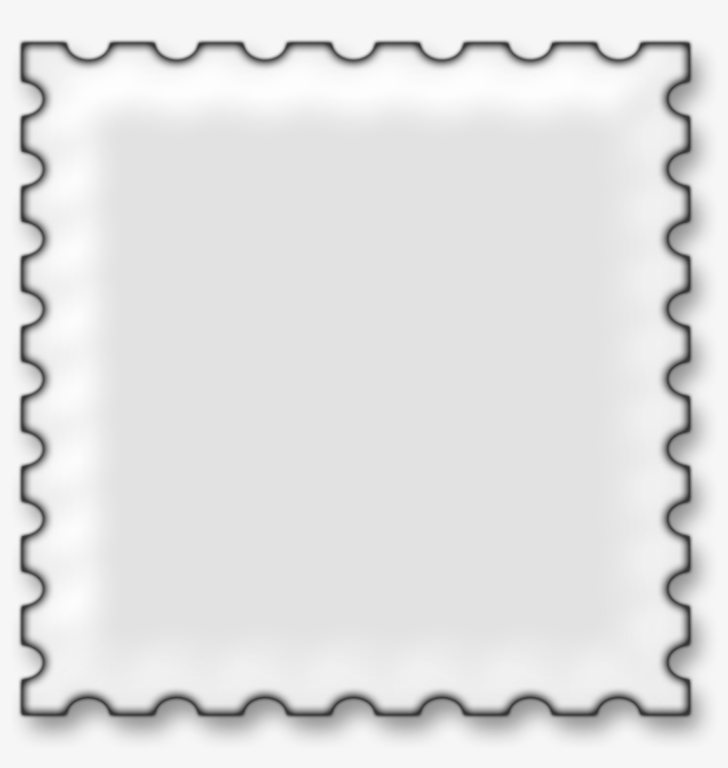 Postage Stamp Png Image