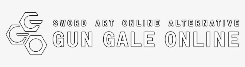 Sword Art Online Alternative Gun Gale Online Image - Sword Art Online Alternative Gun Gale Online Logo Png, transparent png #3357074